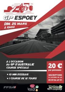 GP Espoey 25 Mars