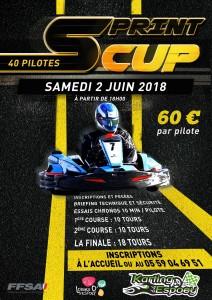 Sprint Cup 2 Juin 2018