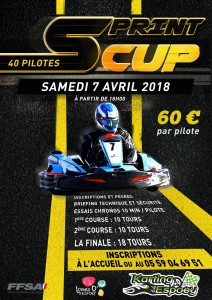 Sprint Cup 7 Avril 2018
