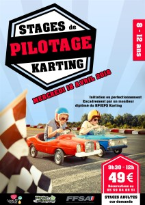 Stage pilotage 18 Avril